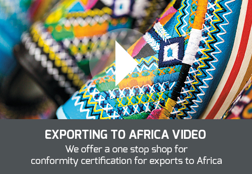 Exporting To Africa Video